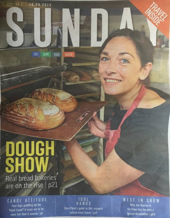 Sunday Times 16 August 2015
